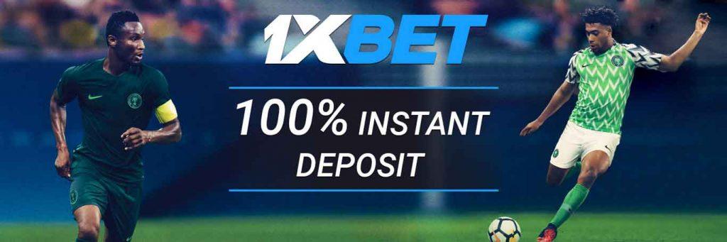 Minimum Deposit on the 1xBet Site in India